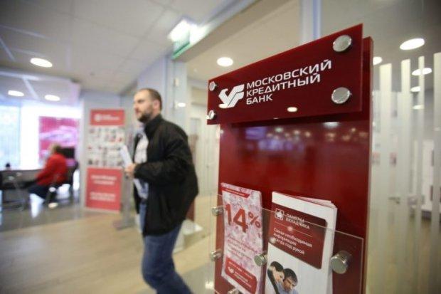 московский кредитный банк режим