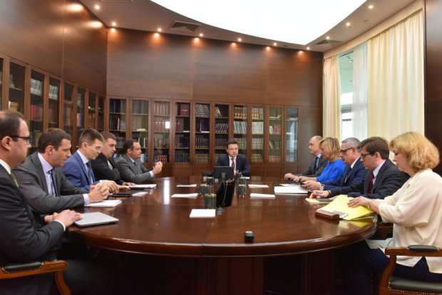 Воробьев: работа пореализации госпрограмм активно идет вМО