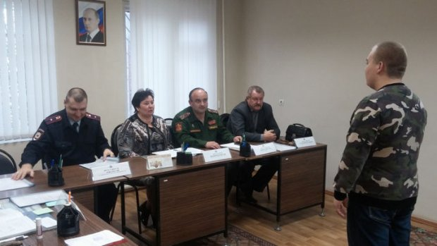 Призывная комиссия начала работать вМожайском районе
