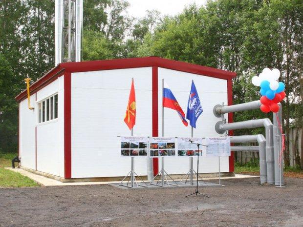 Министр ЖКХ Московской области Евгений Хромушин проверил работу котельных вМожайском районе