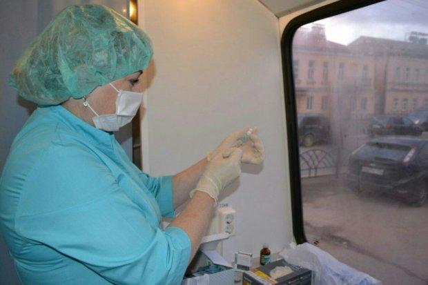 Неменее  3 млн. граждан  Подмосковья получили прививку отгриппа