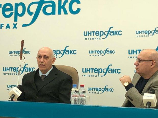 В столицеРФ прошел III Съезд Всероссийского общества слабовидящих (ВОС)