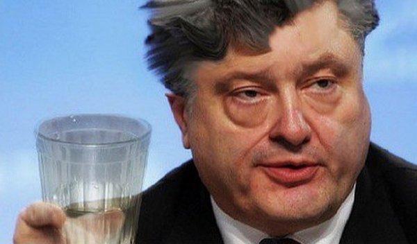 Порошенко установил под сомнение существование Владимира Путина иШойгу
